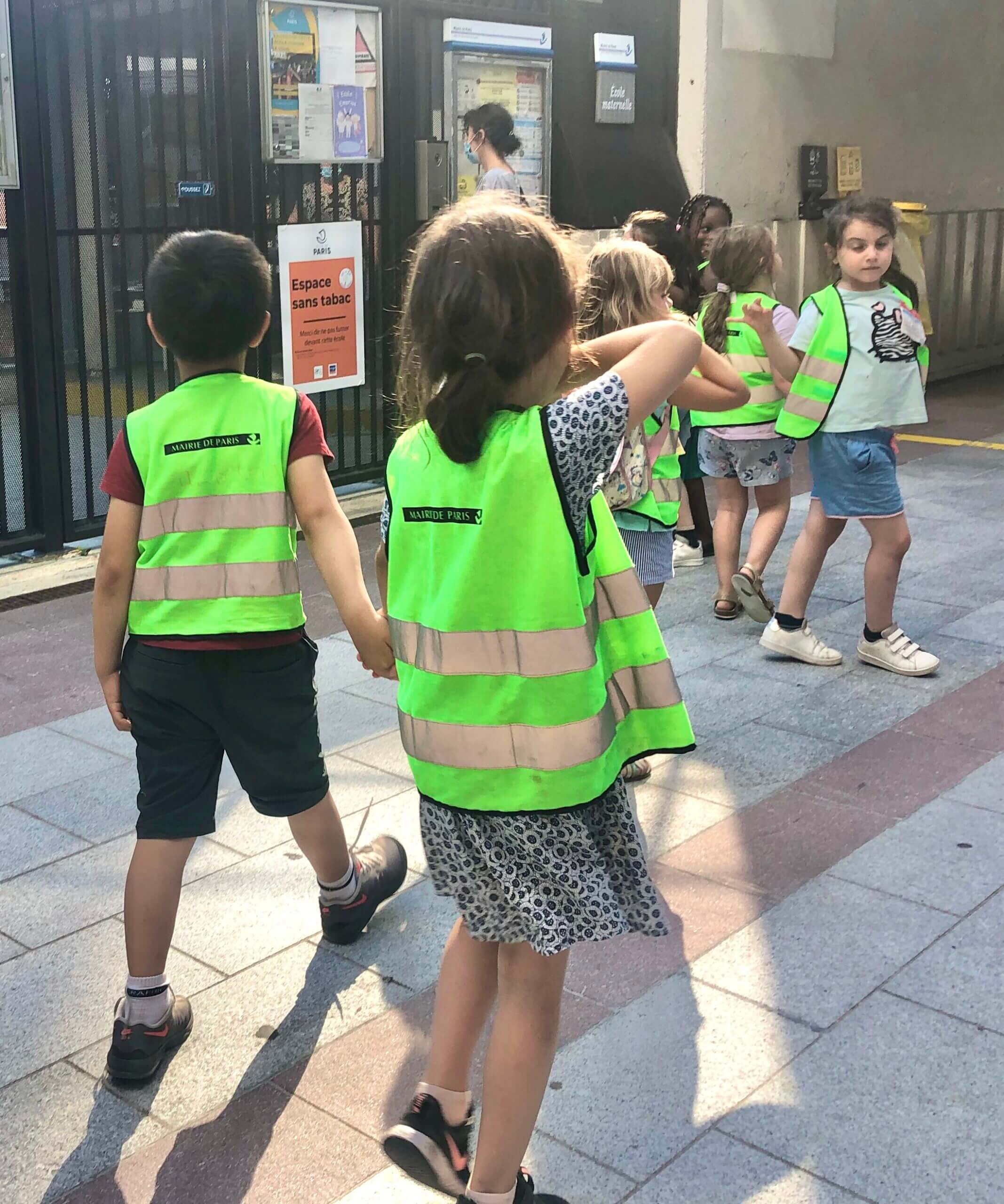 海外子育て・フランス子育て